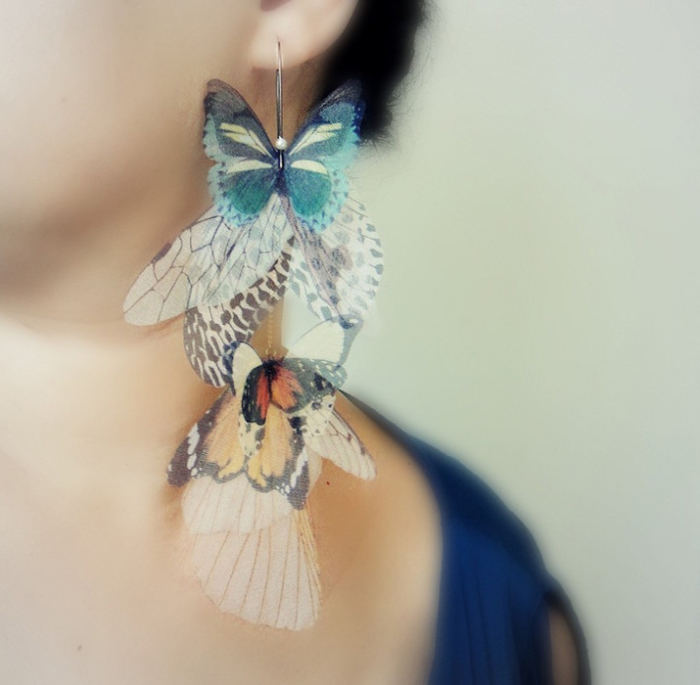 Серьги от Jewelera.