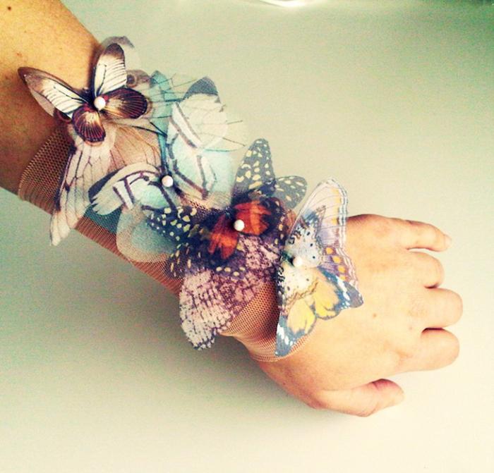 Бабочки от Jewelera.