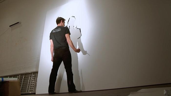 Джим признается, что в живописи его больше всего прельщает свобода.