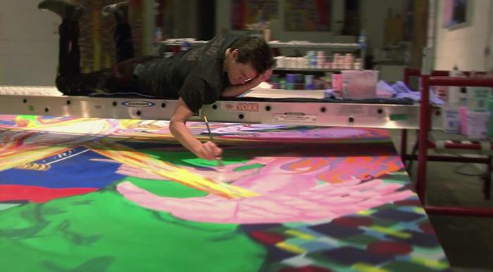 Последние шесть лет актер Джим Керри серьезно увлекается живописью.