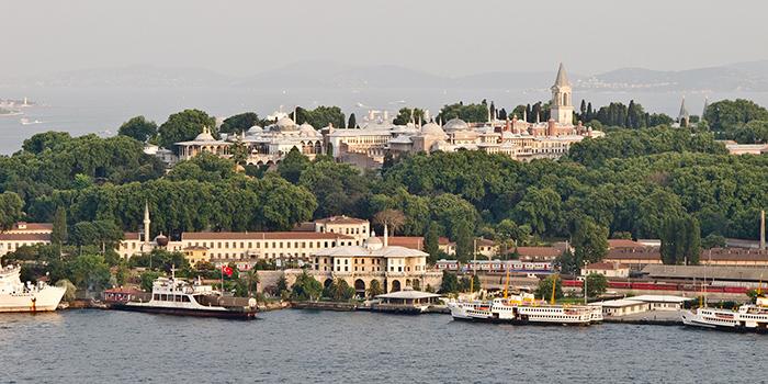 Дворец Топкапы.