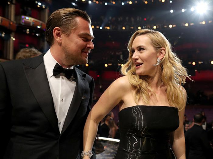 Дружбе Кейт и Лео уже более 22 лет.