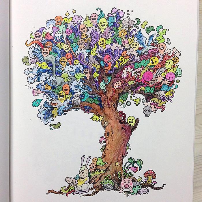 Чудесное дерево.