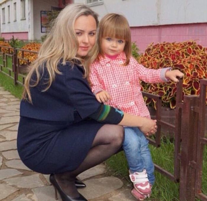Настя Князева с мамой. Instagram anna_knyazeva_official.