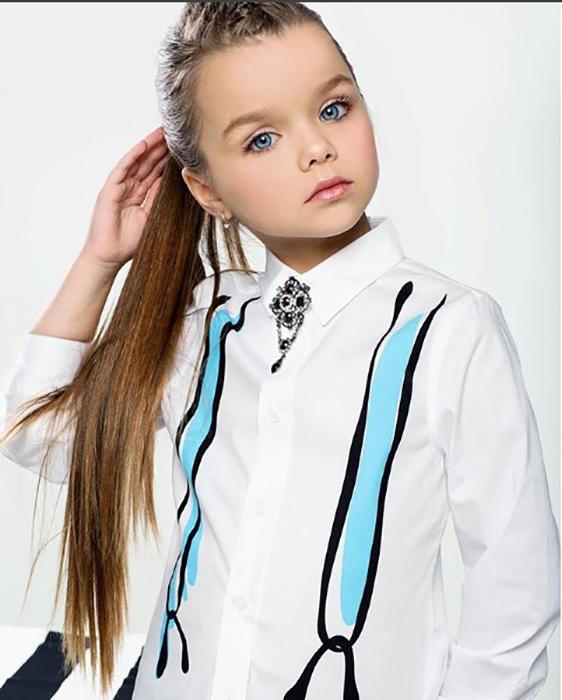 Многие пророчат девочке большое будущее.  Instagram anna_knyazeva_official.