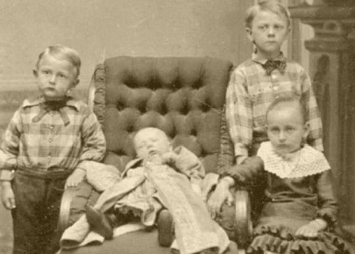 Фотографии детей викторианской эпохи.