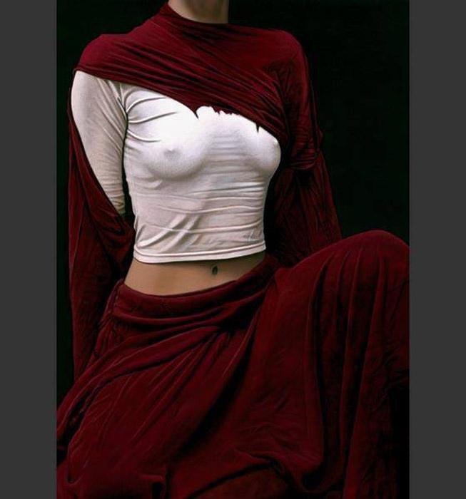 Красный и белый. Автор: Willi Kissmer.