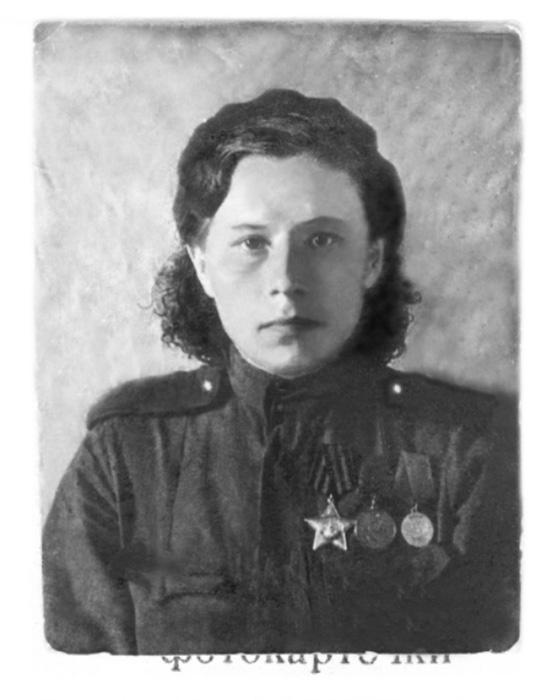 Мария Денисовна Колтакова родилась 14 января 1922 года.
