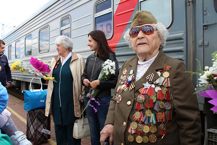 Во время войны Мария прошла вместе с сан.дивизией от Воронежа до Берлина.