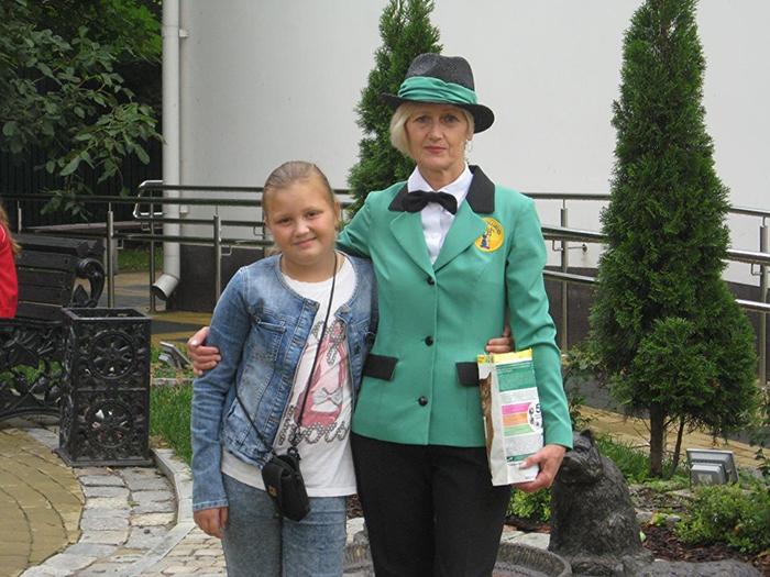 Теперь Светлана Логунова официально работает котошефом.