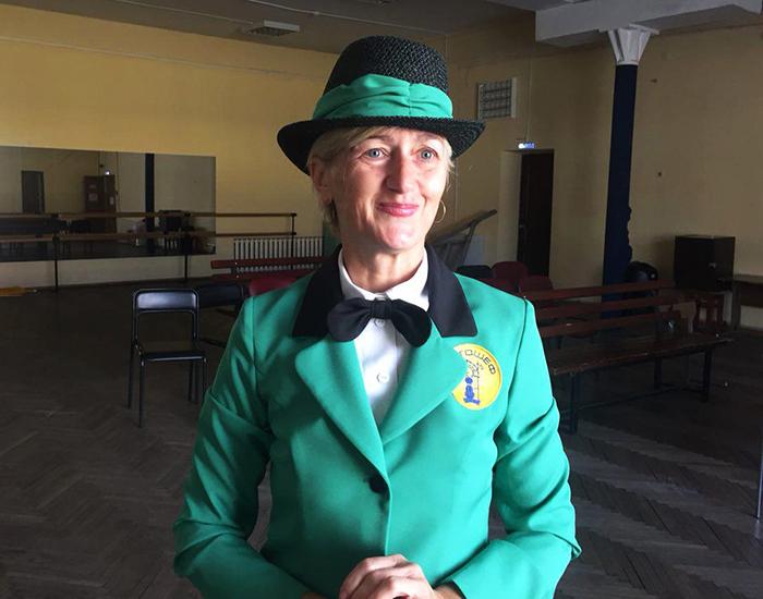 Светлана Логунова, котошеф Зеленогорска.