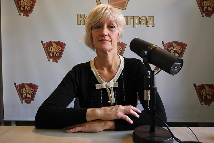 Светлана Логунова.