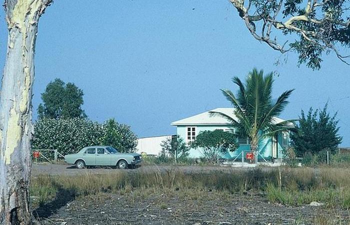 Семейный дом Павловски в Австралии.