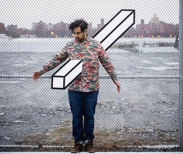 Новые работы Аакаша Нихалани из проекта Landline.