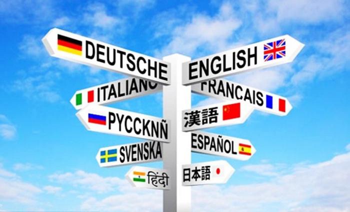 Иностранные языки.