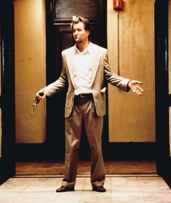 Гэри Олдман в роли Нормана Стэнсфилда.