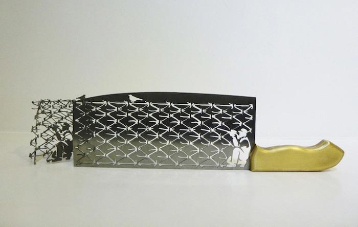Известные азиатские ножи.