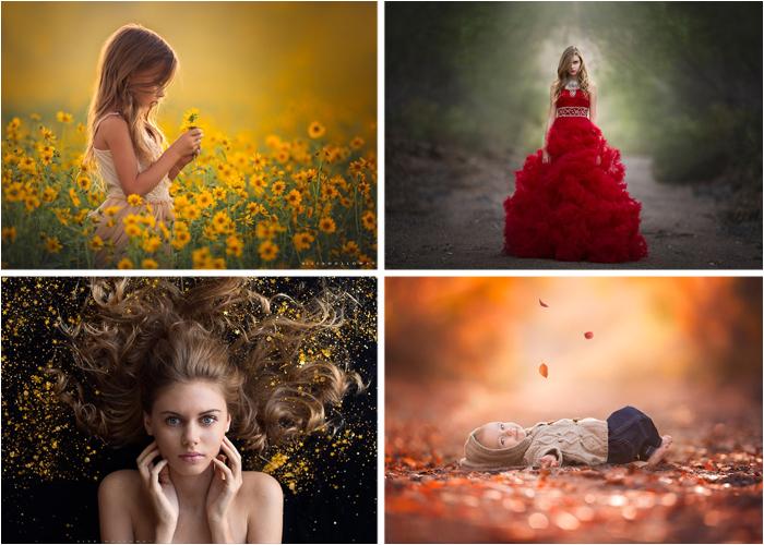 Волшебные снимки Лизы Холлоуэй.