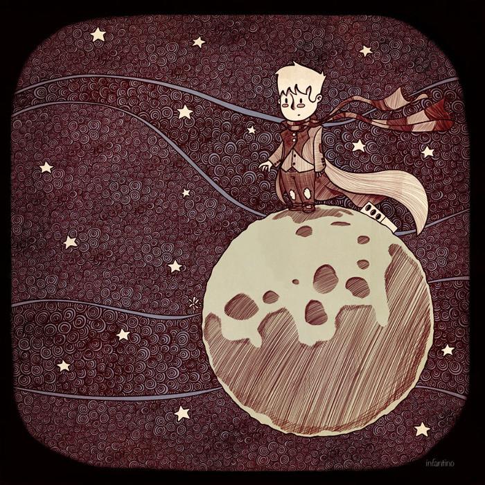 Глава 4. Родная планета. Автор: Sebastian Infantino.