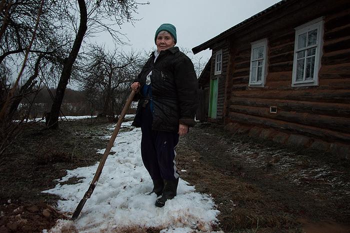 Ближайший населенный пункт находится в 5 километрах от Толоконниково.