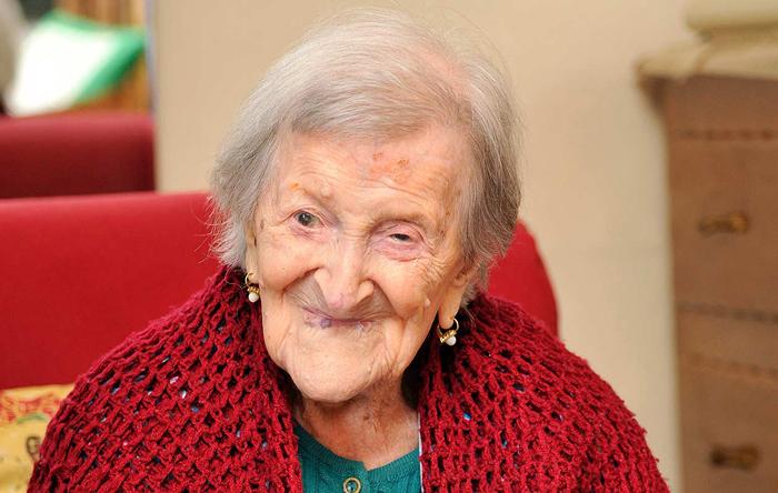 Эмма Морано - последний человек, родившийся в XIX веке.