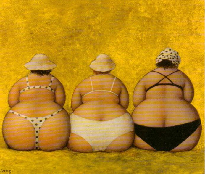 Толстушки на картинах фото 348-128