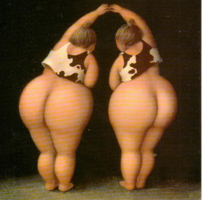 толстушки на картинах