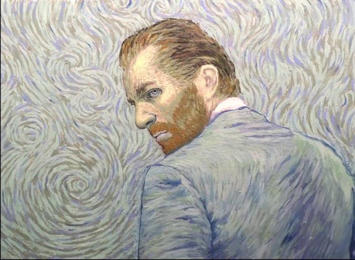 Новый фильм о Ван Гоге Loving Vincent, основанный на письмах и картинах художника.