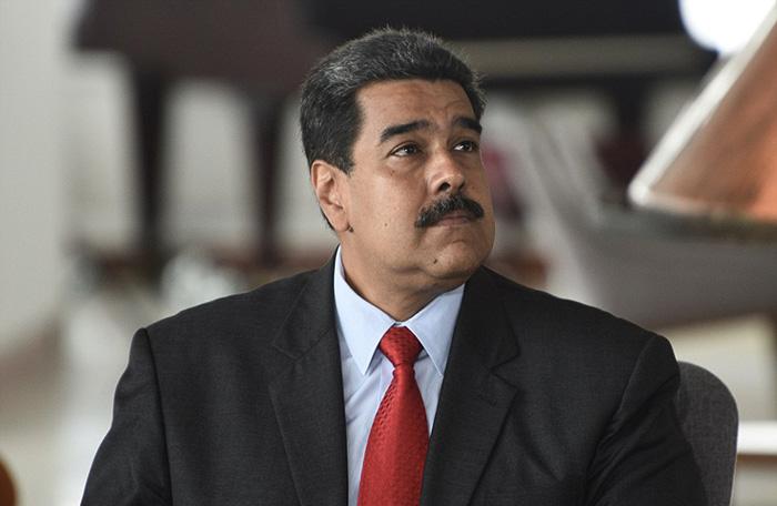 Николас Мадуро, президент Венесуэлы.