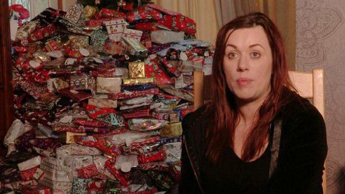 Эмма Таппинг рассказывает о подготовке к Рождеству в своей семье.