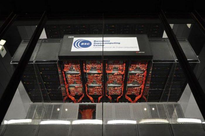 Серверные компьютеры.