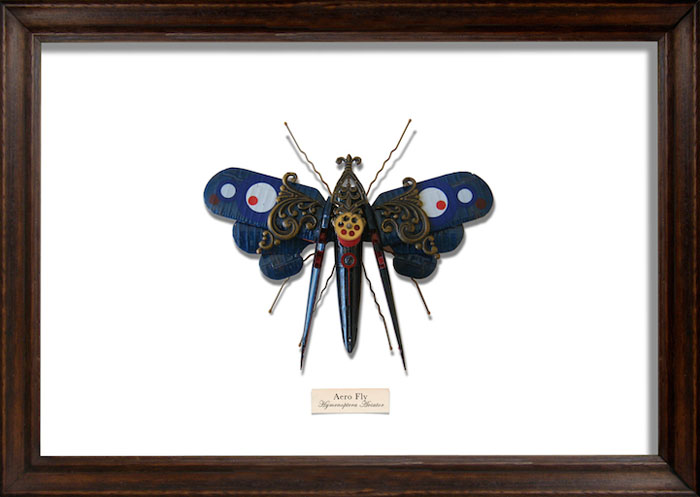 Изящные насекомые Марка Оливера.