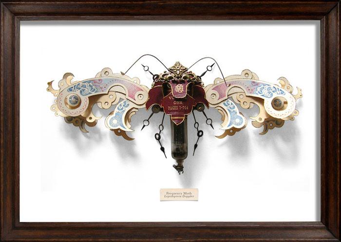 Мусорные жуки: занимательные насекомые, созданные Марком Оливером.