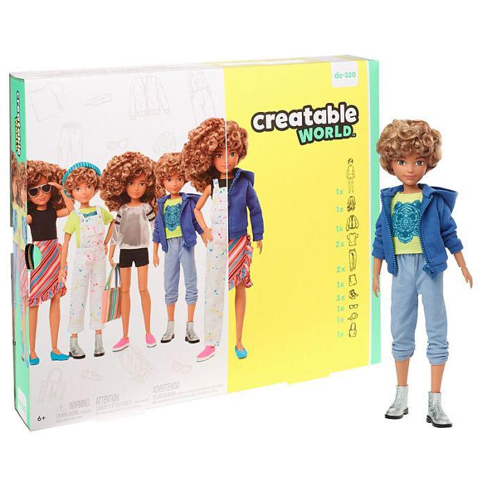 Куклы от Mattel.