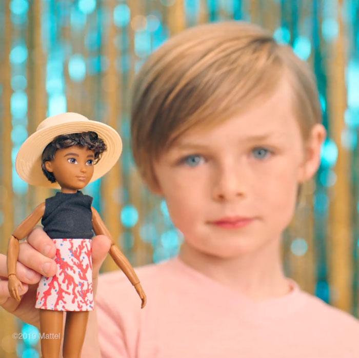 Кукла для любого.