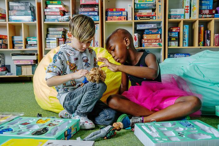 Новые куклы от Mattel.