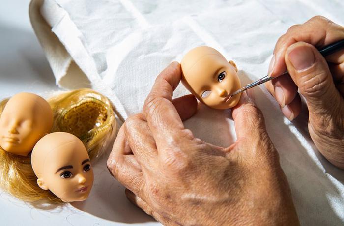 Куклы Mattel.