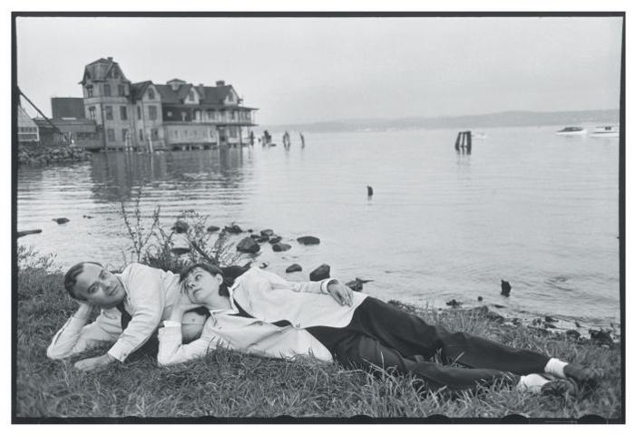 Карсон Маккалерс, Нью-Йорк, США, 1947г.