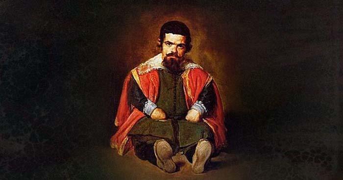 Дон Себастьян де Морра. Диего Веласкес.