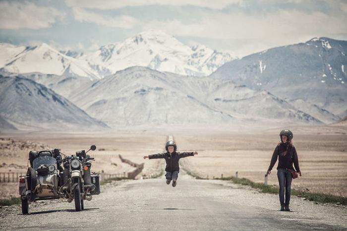 Памирское шоссе, Таджикистан. Instagram bizoo_n.
