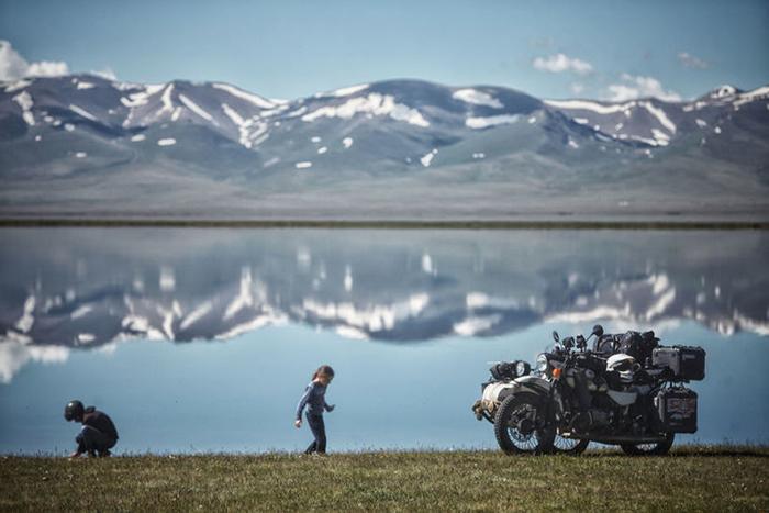 Озеро Сенкёль, Киргизия. Instagram bizoo_n.