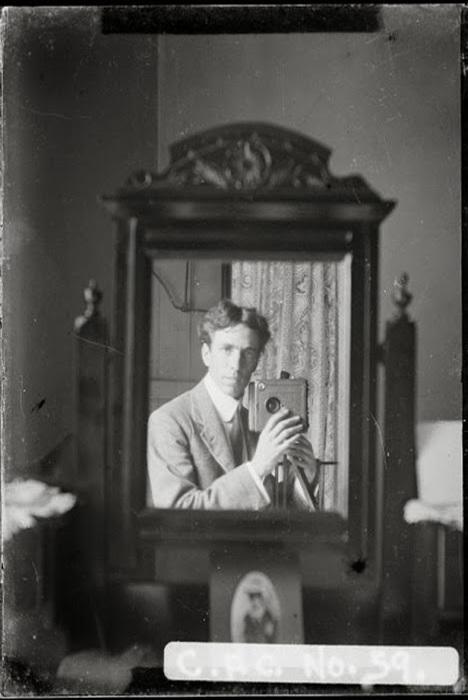 Гарольд Казно (Harold Cazneau), 1910 г.