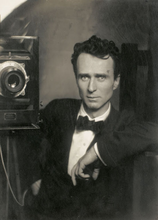 Фотограф родом из Люксембурга Эдвард Жан Штайхен (Edward Jean Steichen), 1917г.