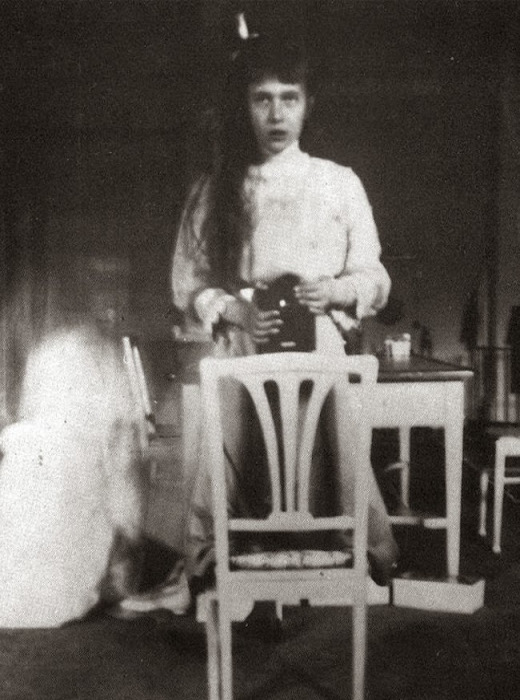 Великая Княжна Анастасия Николаевна, Россия, 1914г.