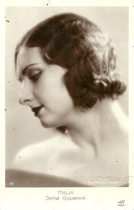 Дерна Джованнини из Италии.