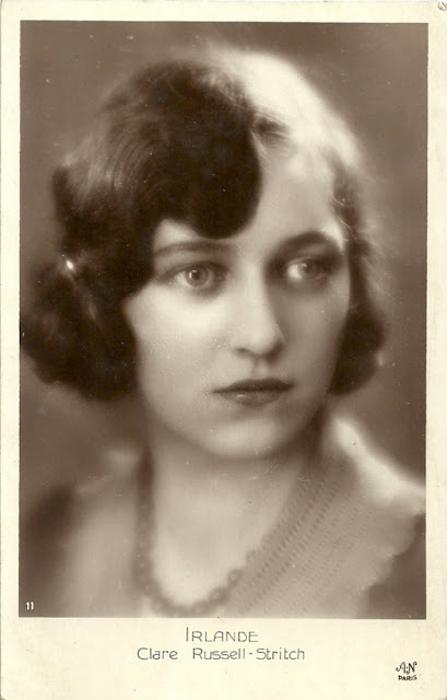 Клара Рассел-Стрич из Ирландии.