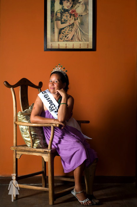 Sorn Khun, 38 лет, домохозяйка, замужем, 4 детей. Ранена в 1987г.