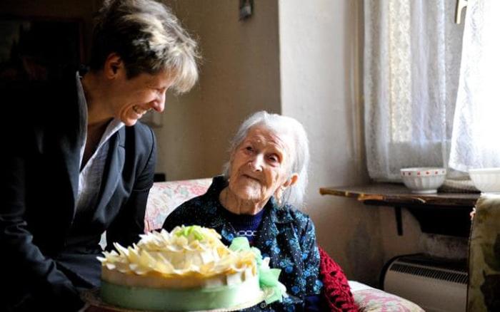 Эмма Морано прожила большую часть своей жизни на севере Италии.