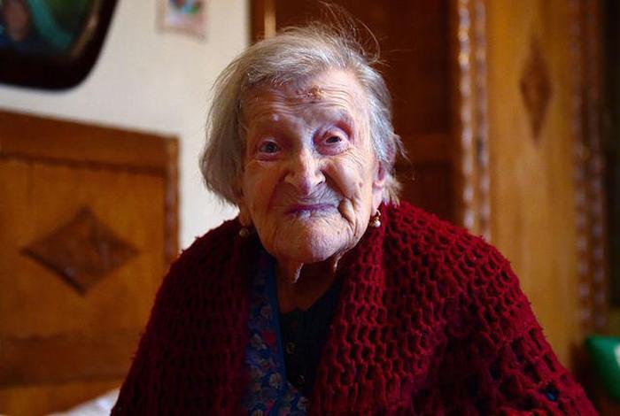 Эмма Морано, последний человек, заставший сразу три столетия.