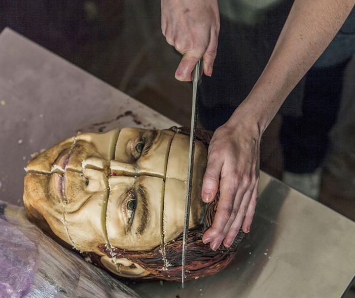 Необычные торты от Аннабель де Веттен